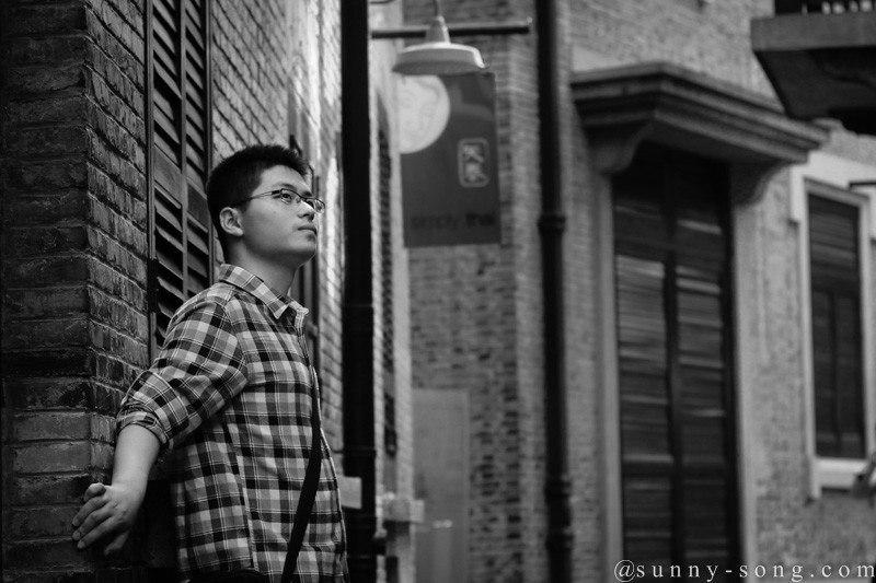 Portrait, Shanghai
