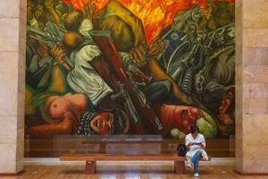 Museum, Mexico City