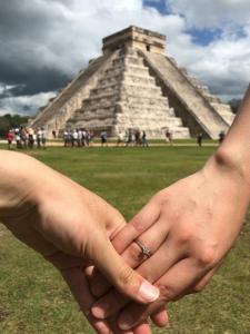 Chichen Itza. Engagement. 5.26.2018
