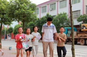 Volunteer Teacher - Jiangxi